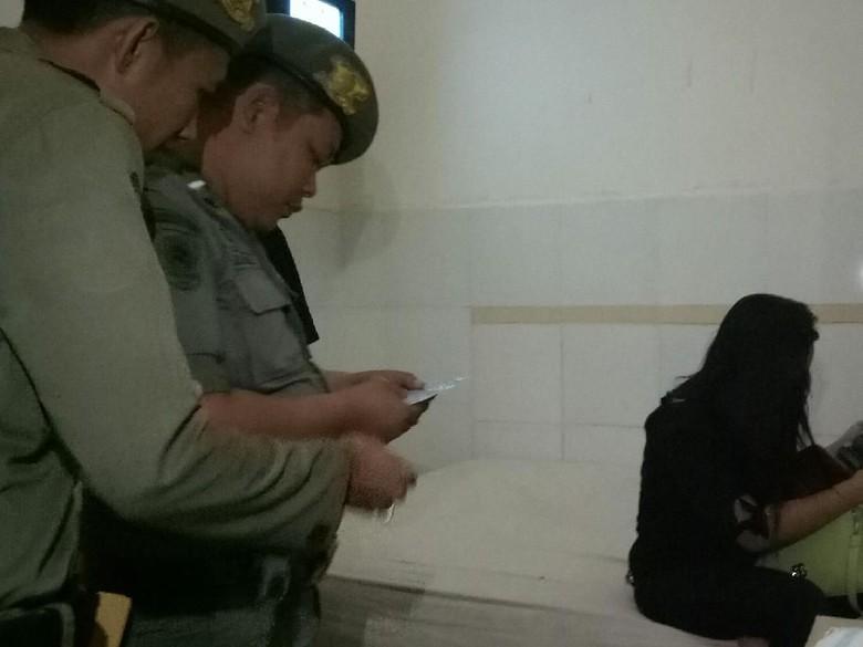 9 Pasangan Mesum dan Lesbian Terjaring Razia di Kota Palembang