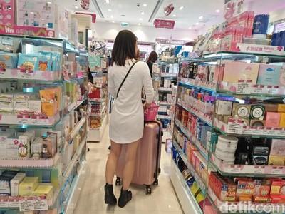 Foto: Surga Kosmetik Saat Liburan di Hong Kong