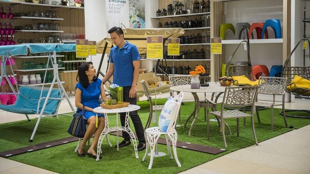 Promo Furniture Luar Ruangan di Transmart dan Carrefour