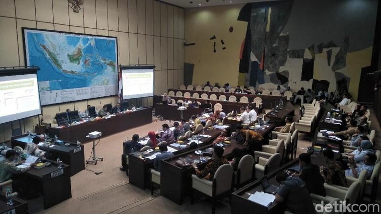 Komisi II dan KPU Sepakati Perubahan 5 PKPU untuk Pilkada 2018