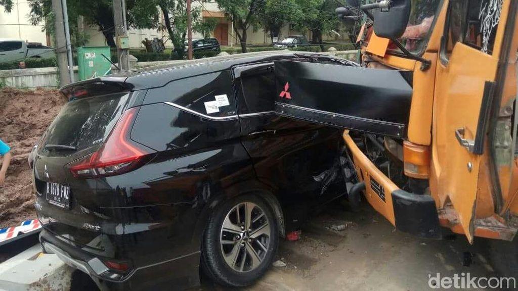 Mitsubishi Jamin Ketersediaan Spare Part Xpander Jika Kecelakaan