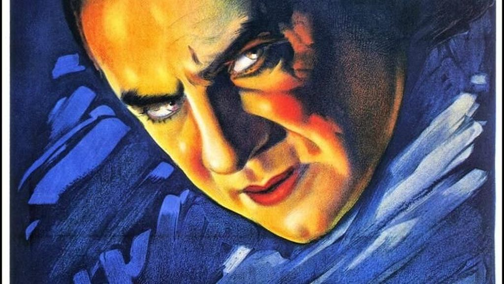 Poster Film Dracula 86 Tahun Lalu Laku Dilelang Senilai Rp 7,1 M