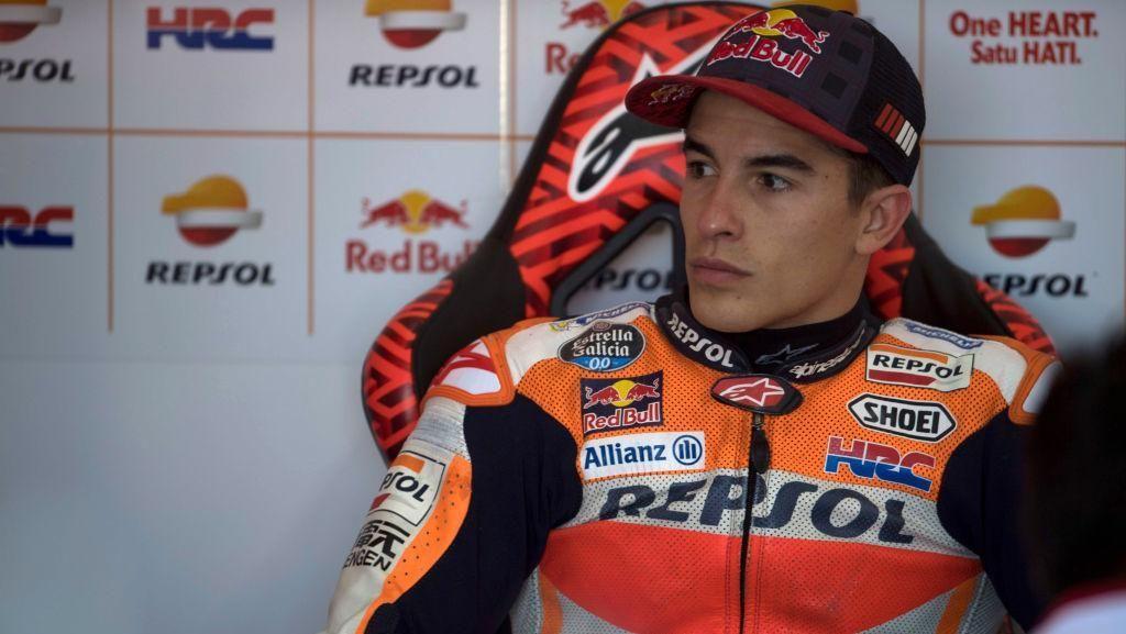 Bertahan di Honda Akan Selalu Jadi Pilihan Pertama Marquez