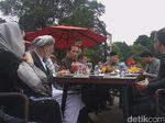 Jokowi Suguhi Delegasi Afghanistan Menu Serupa dengan Obama