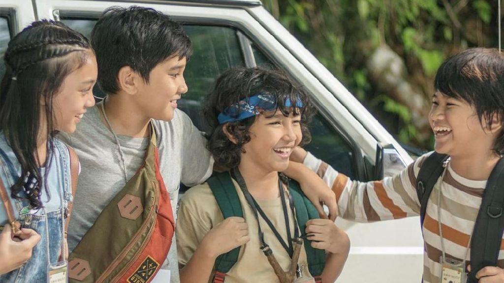 Pesan Film Naura & Genk Juara Murni tentang Anak-anak
