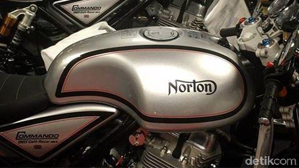 Norton Produksi Scrambler 650 cc, Siap Masuk ASEAN