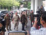 Ke Balai Kota, Sutiyoso Gelar Pertemuan Tertutup dengan Anies-Sandi