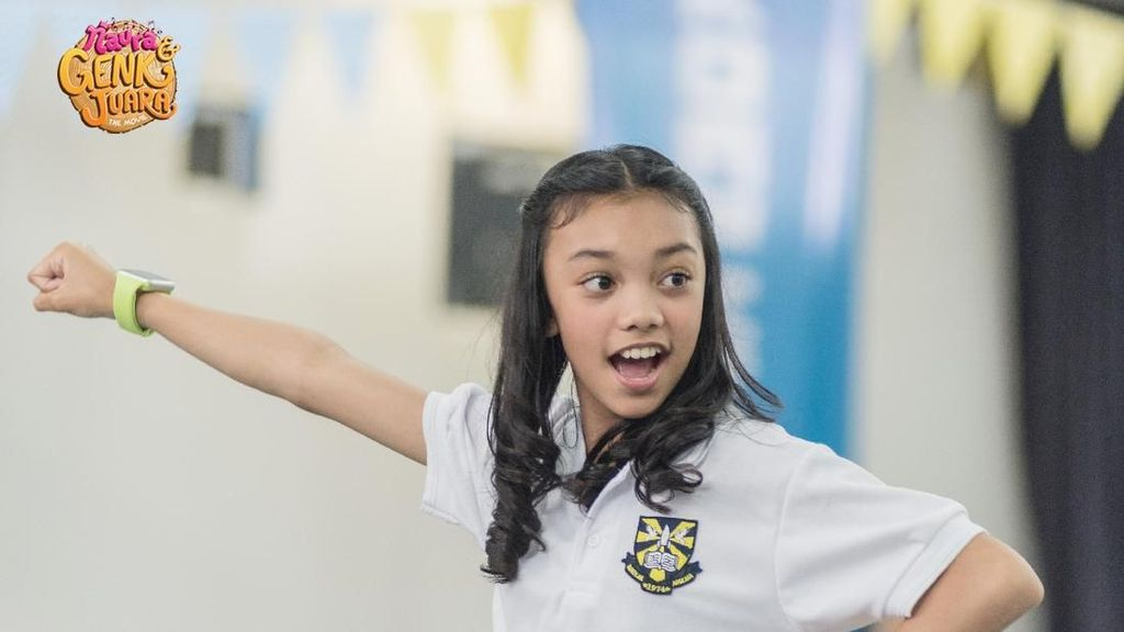 Dua Jempol untuk Naura, Tokoh yang Jadi Panutan Anak-anak