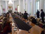 Majelis Perdamaian Afganistan Temui Jokowi-JK di Istana Bogor