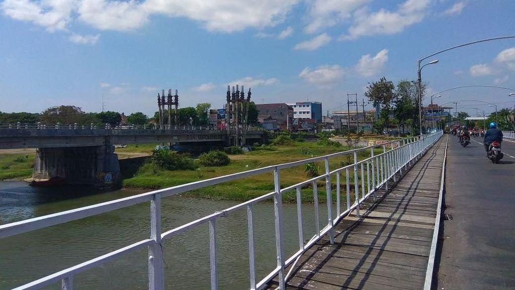 Mangkrak 4 Tahun, Pembangunan Jembatan Brawijaya Dilanjutkan