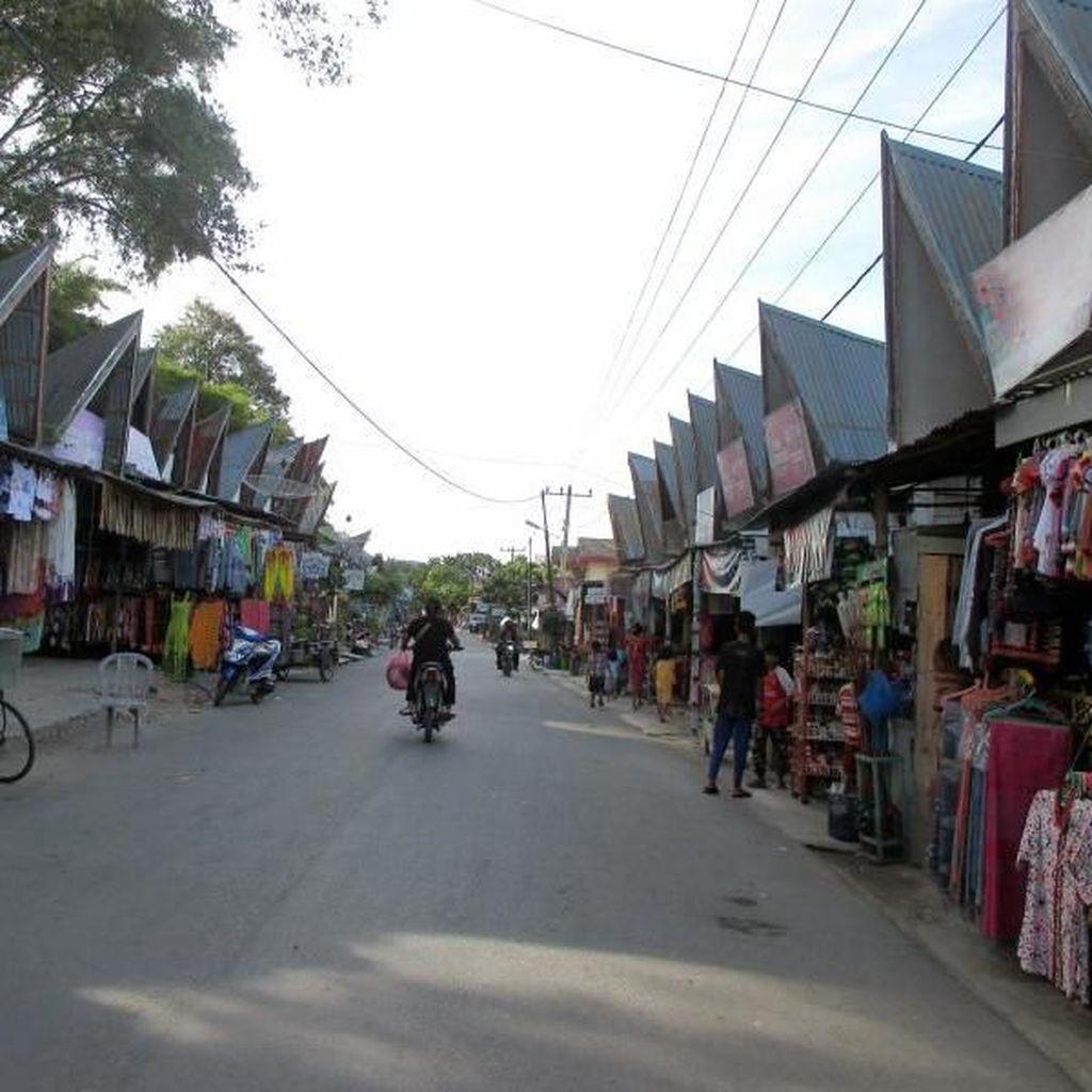 Cari Oleh-oleh di Pulau Samosir, Ini Tempatnya
