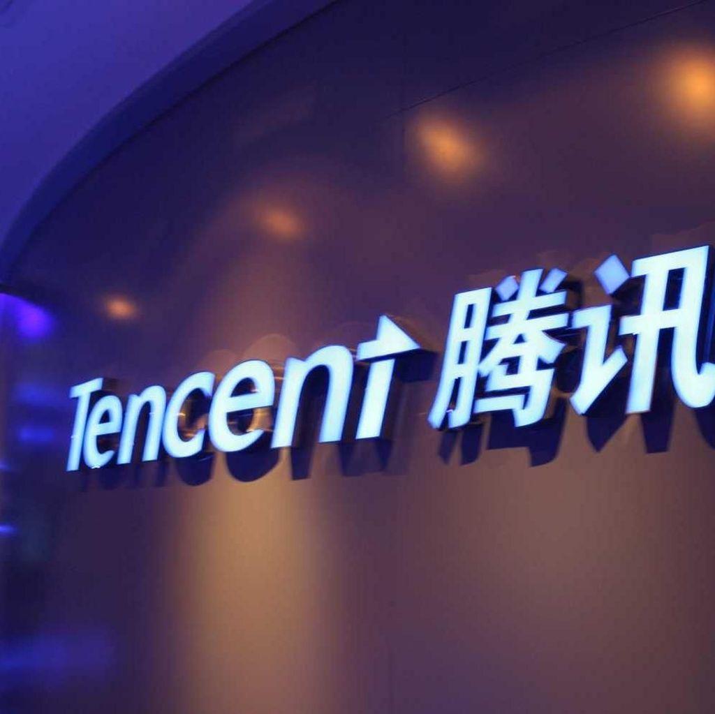 Wow! Valuasi Tencent Tembus Rp 6,5 Kuadriliun