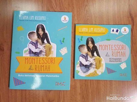 Buku Montessori di Rumah/