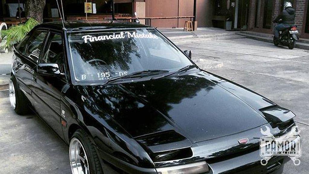 Tampannya Mazda Astina/323F BG