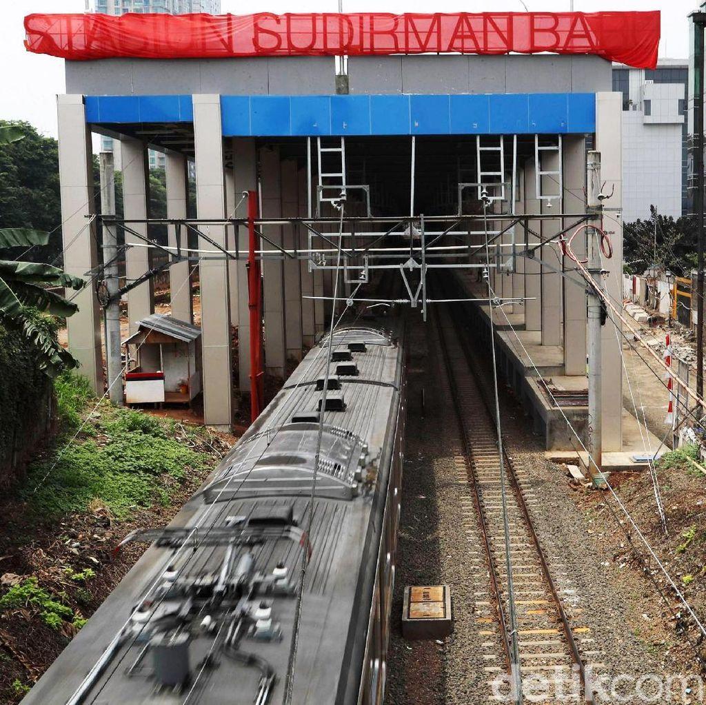 Pembebasan Lahan Proyek Kereta Bandara Soetta Telan Rp 1,7 Triliun