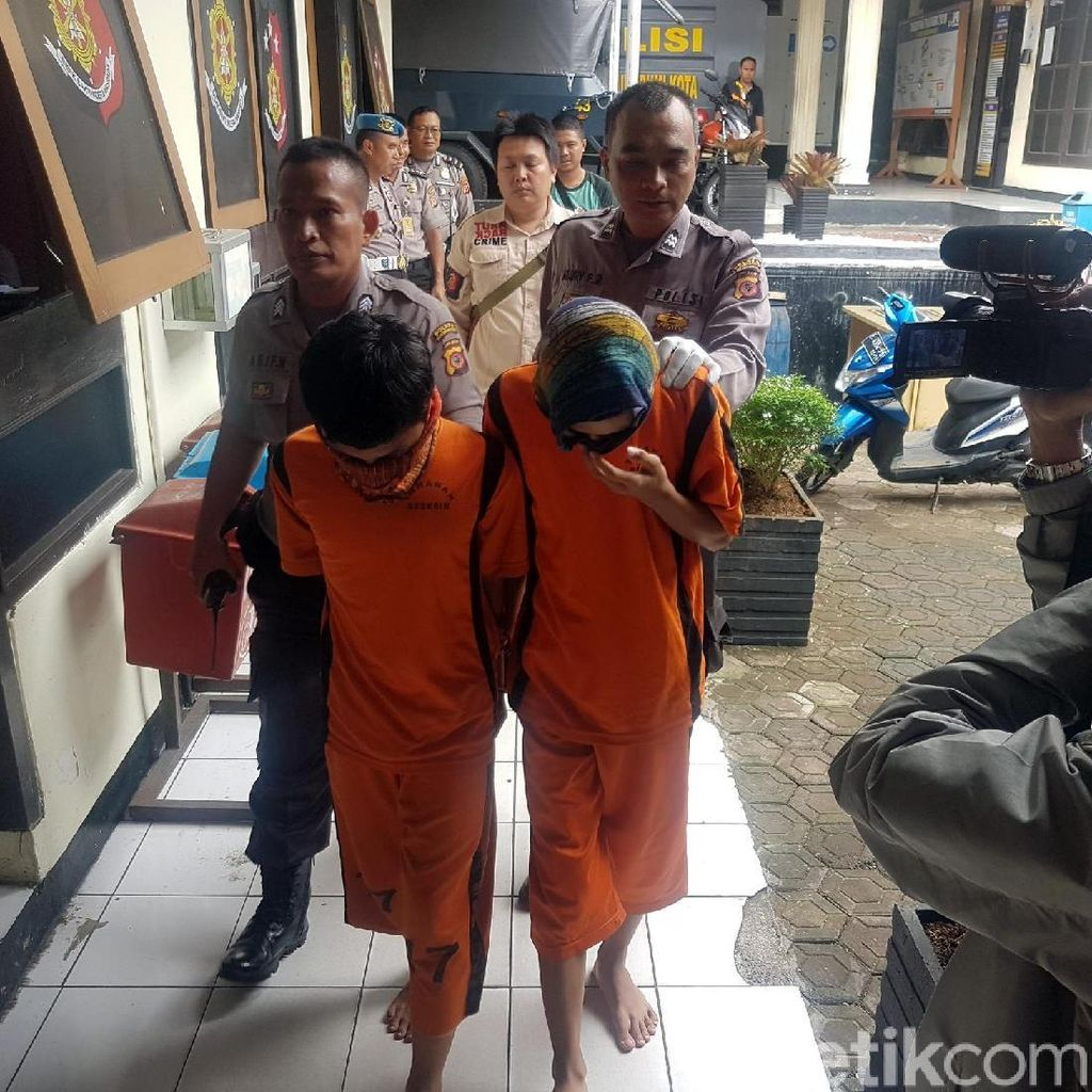 Polisi Buru Tujuh Pengeroyok Siswa SMK Sukabumi