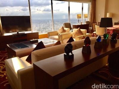 Foto: Sudut-sudut Mewah Hotel JW Marriott Medan