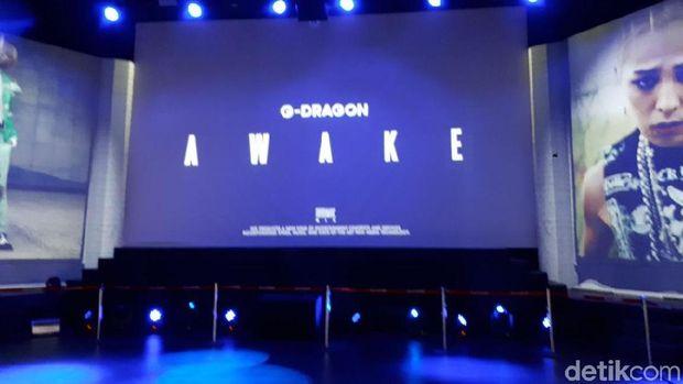Begini Serunya Nonton Konser Hologram G-Dragon di 'Play KPOP' Jeju