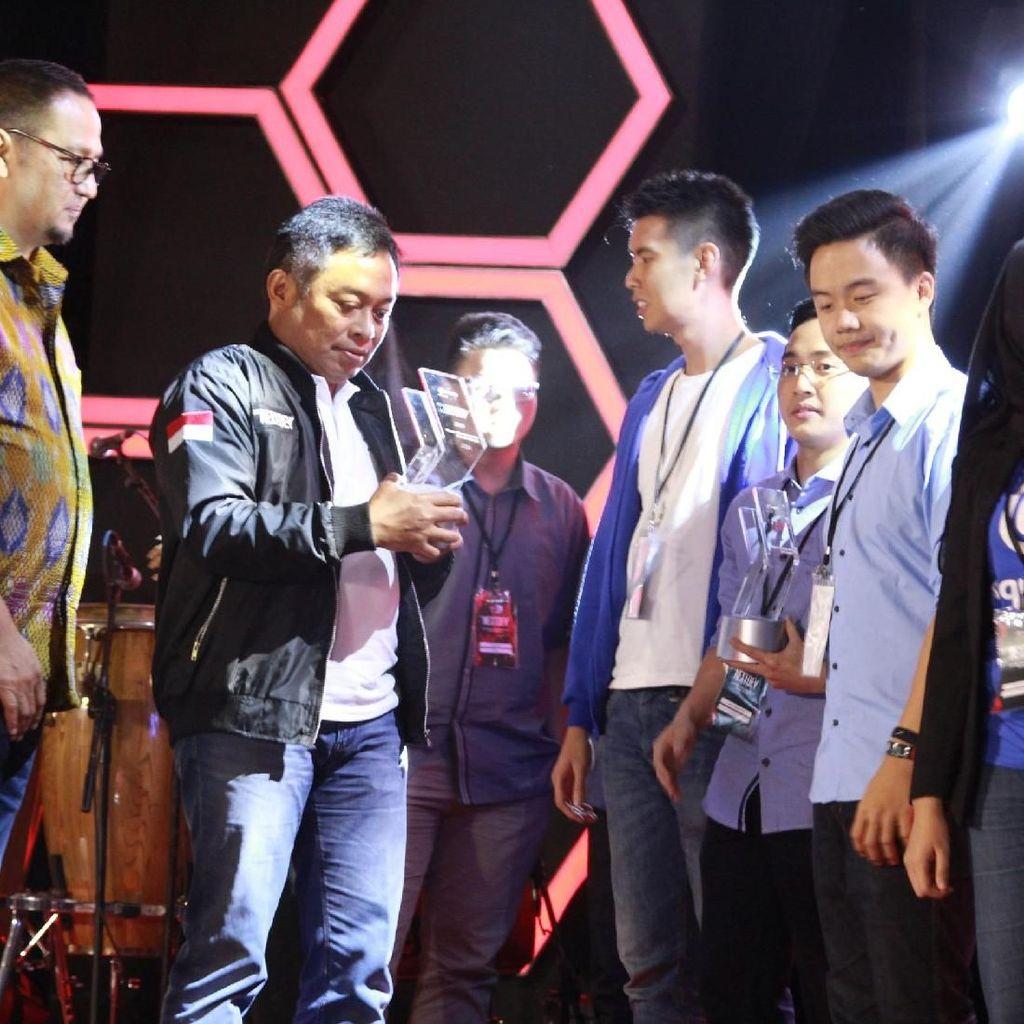 Aplikasi Jawara Telkomsel The NextDev 2017 Dapat 7M