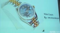 KPK Juga Lelang Jam Tangan Mewah, Ada Cartier hingga Rolex