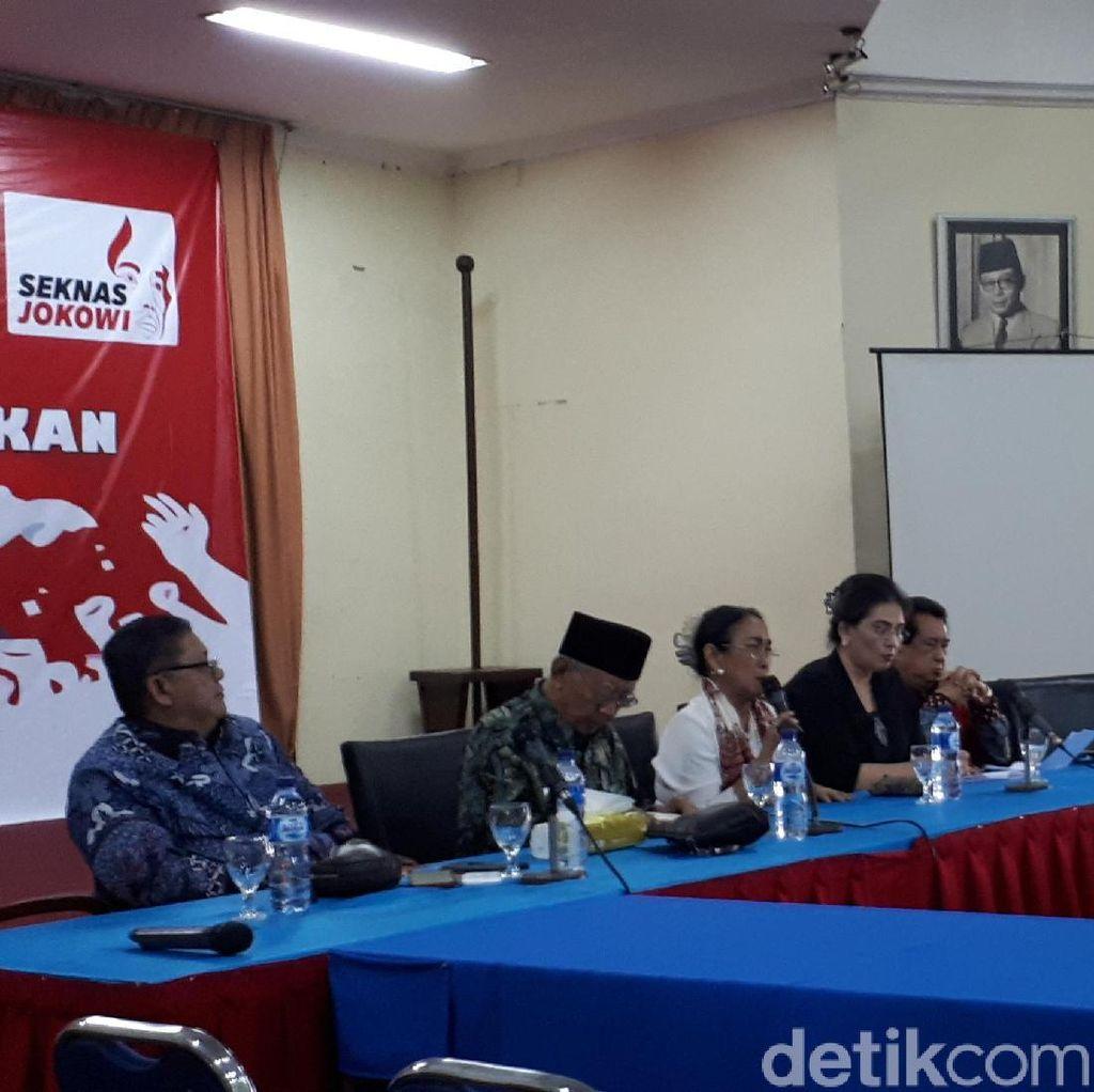 Cerita Sukmawati soal Sosok Pahlawan Dibalik Patung-patung di DKI