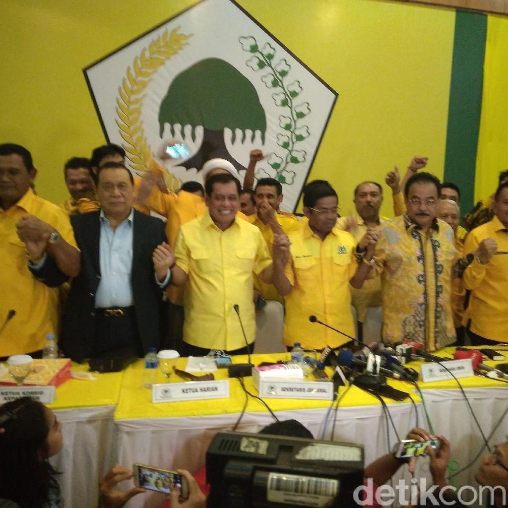 Tunggu Praperadilan, Golkar Putuskan Novanto Masih Ketua DPR