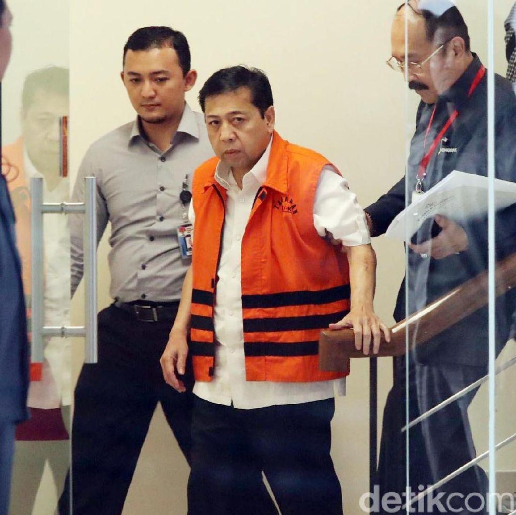 Video: Pengacara Ungkap Kesan dan Perasaan Novanto Huni Rutan KPK