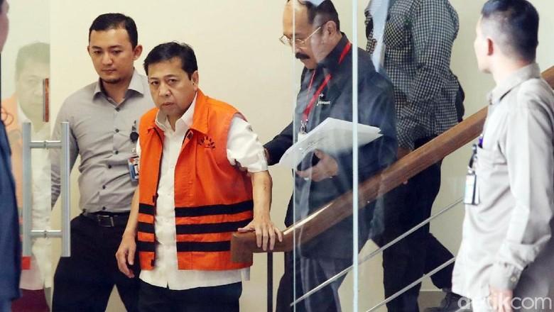 PPP Desak Golkar Kaji Posisi Novanto sebagai Ketua DPR