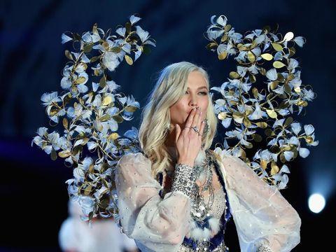 Tak Lagi Diet, Model Victoria's Secret Melahap Ini Usai <i>Fashion Show</i>