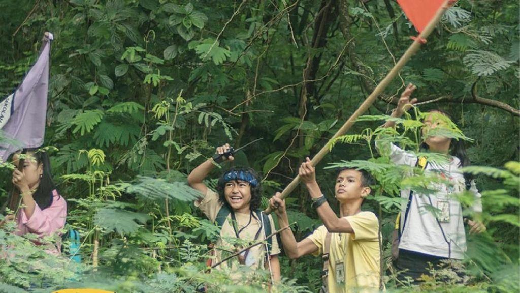 Film Naura & Genk Juara Penuh Pesan Positif dan Edukatif