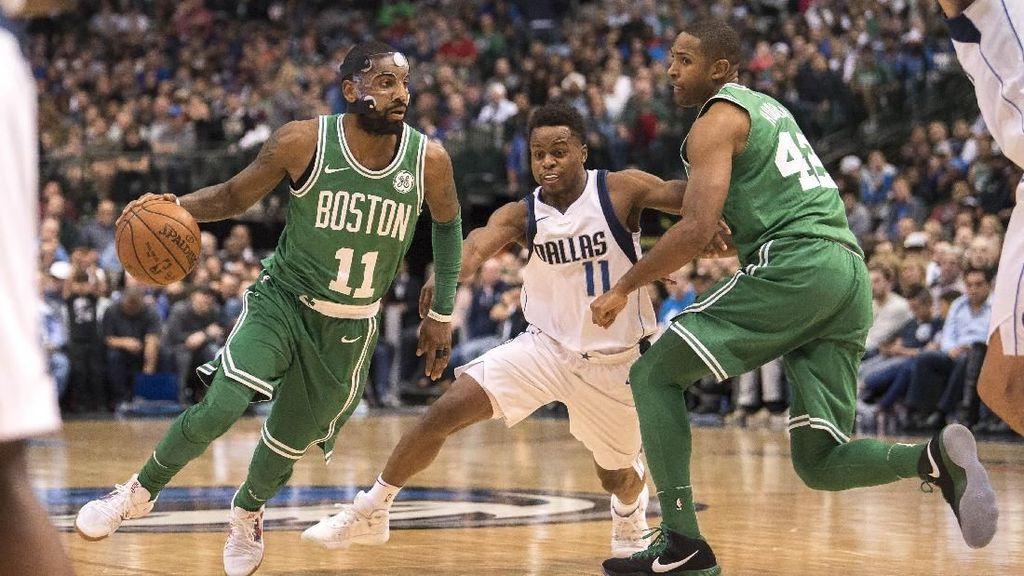 Celtics Menang Lagi, Kali Ini Kalahkan Mavericks