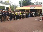 Polisi Gelar Operasi Narkoba di Johar Baru