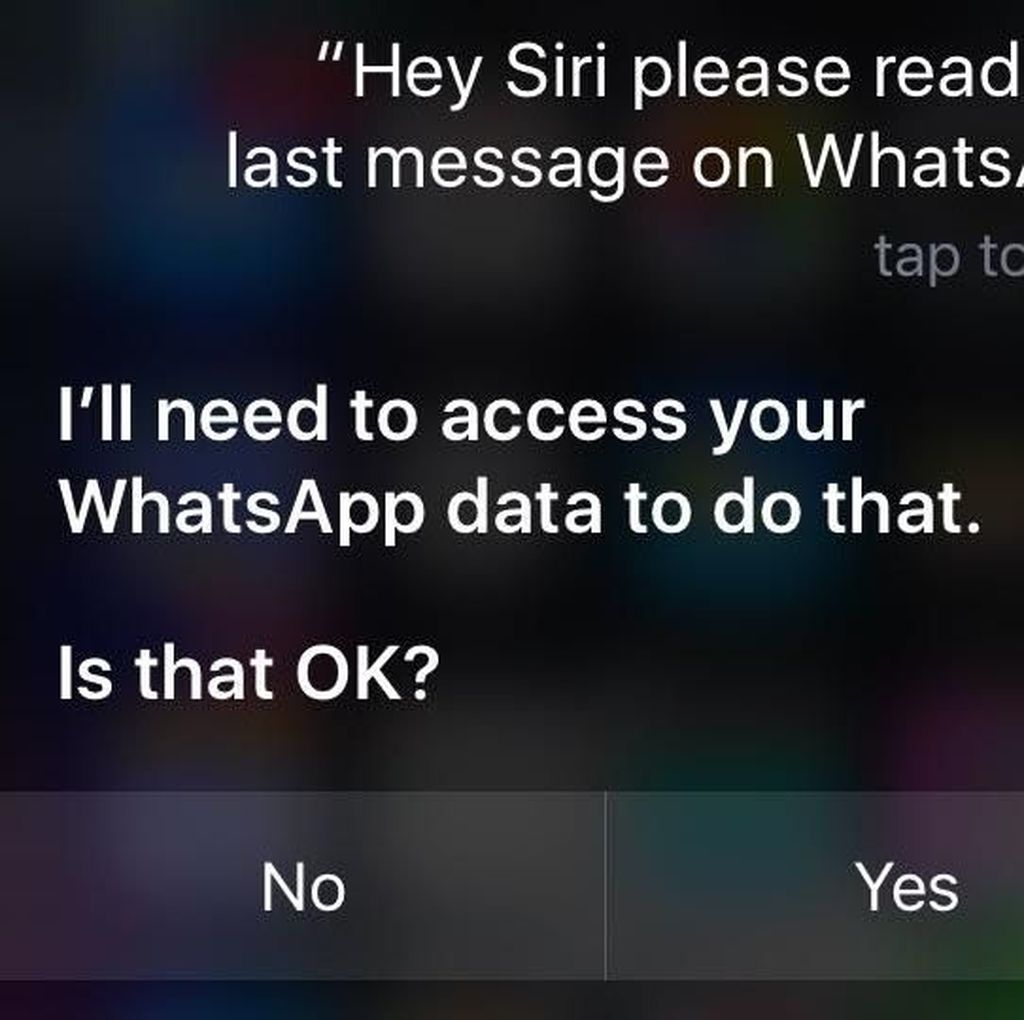 Apple Siapkan Siri yang Bisa Deteksi Ucapan Pengguna