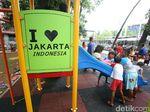 Asyik, RPTRA di Jakarta Tambah Banyak