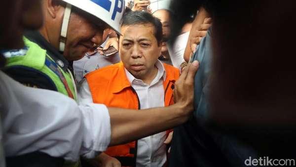 Polisi Periksa Setya Novanto soal Kecelakaan Besok Kamis