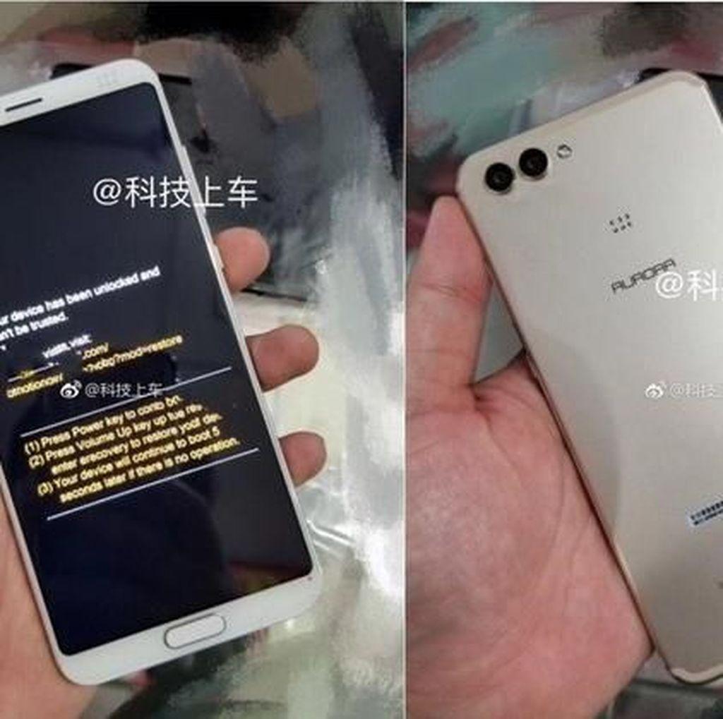 Inikah Penerus Huawei Nova 2?
