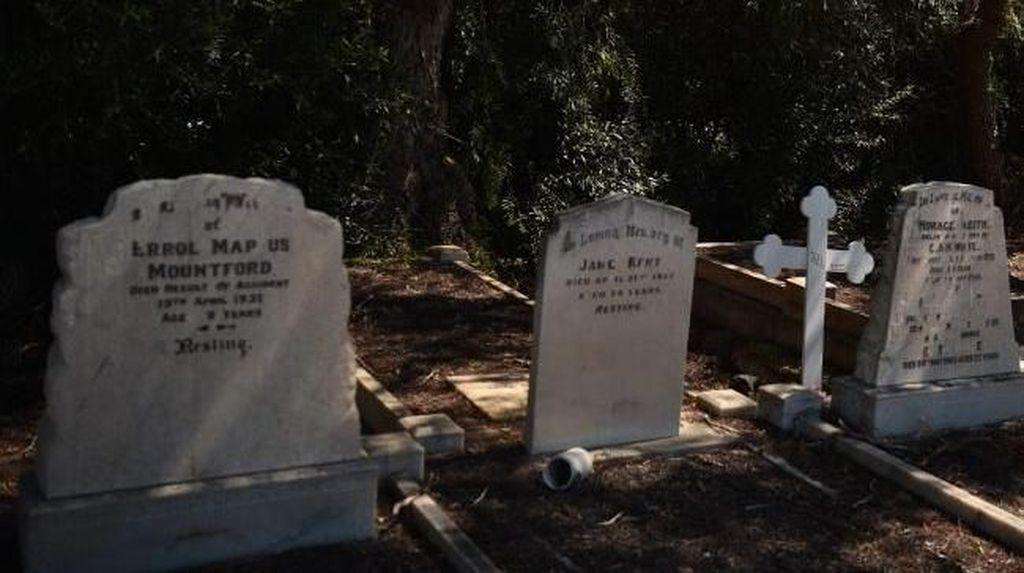 Ketika Kuburan Jadi Tempat Wisata