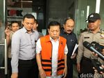 Pengacara: Novanto Tidur Terus, Ditanya Penyidik KPK Juga Tidur