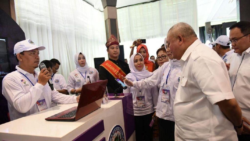 Tingkatkan Layanan Publik, Sumsel Smart and Care Diluncurkan