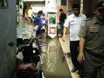 Tanggul Jebol di Jatipadang, Ketua RW: Ada Nenek Hampir Jadi Korban