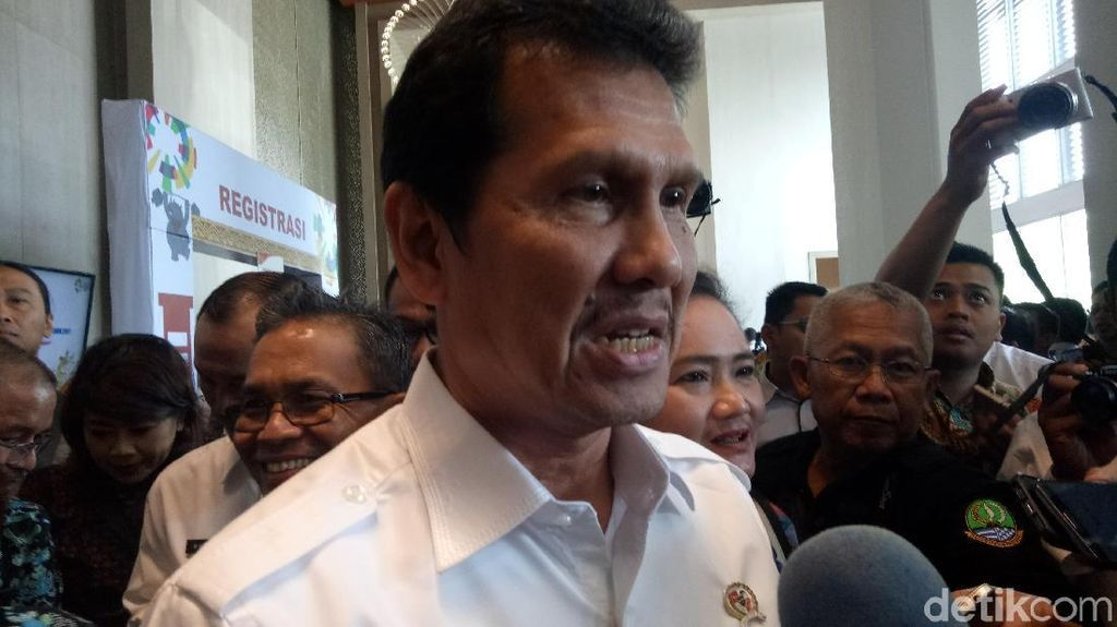 Tangkal Hoax, MenPAN-RB Kumpulkan Humas Pemerintah di Palembang