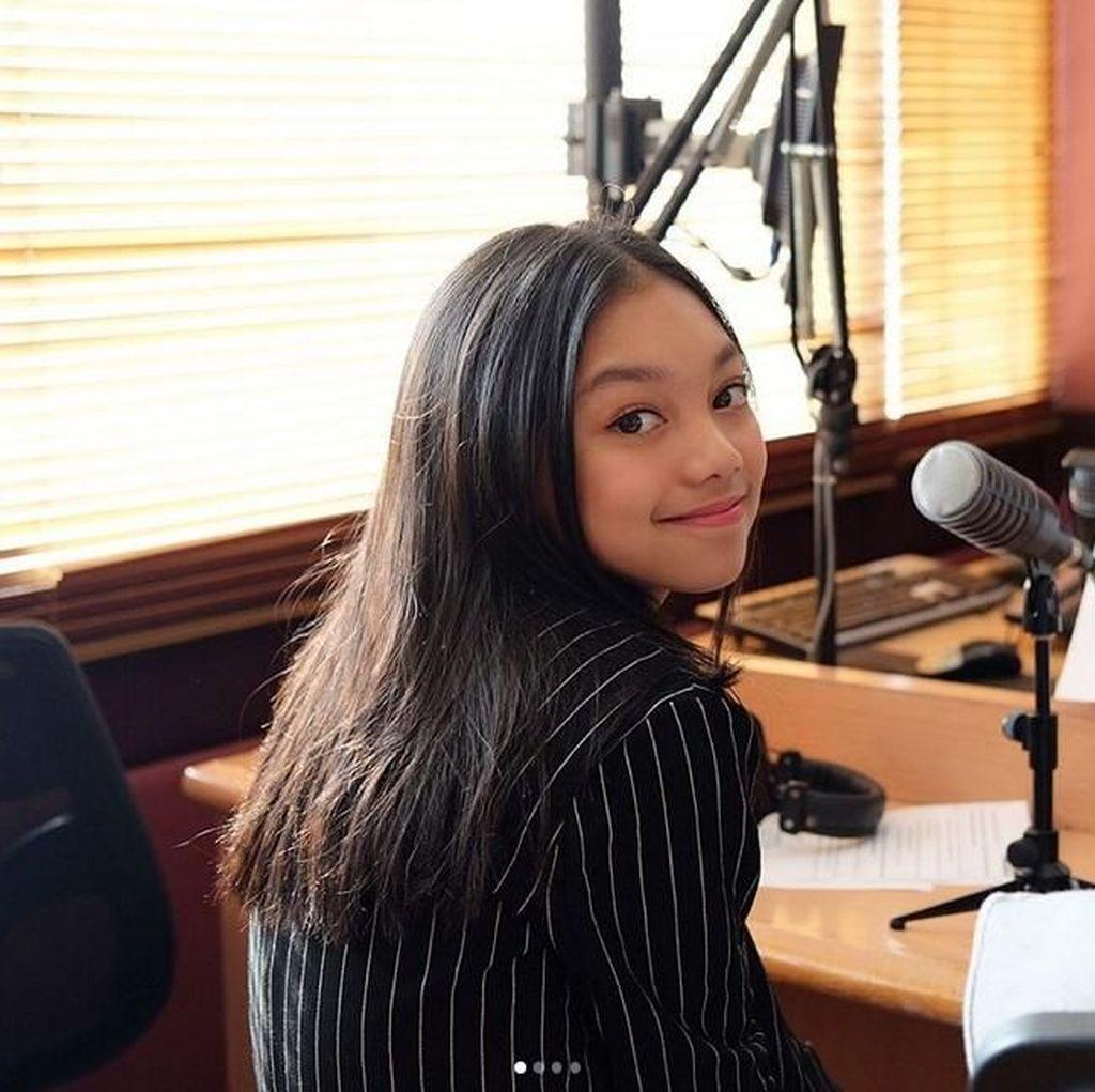 Ungkapan Optimis Sang Bintang Pemeran Naura & Genk Juara