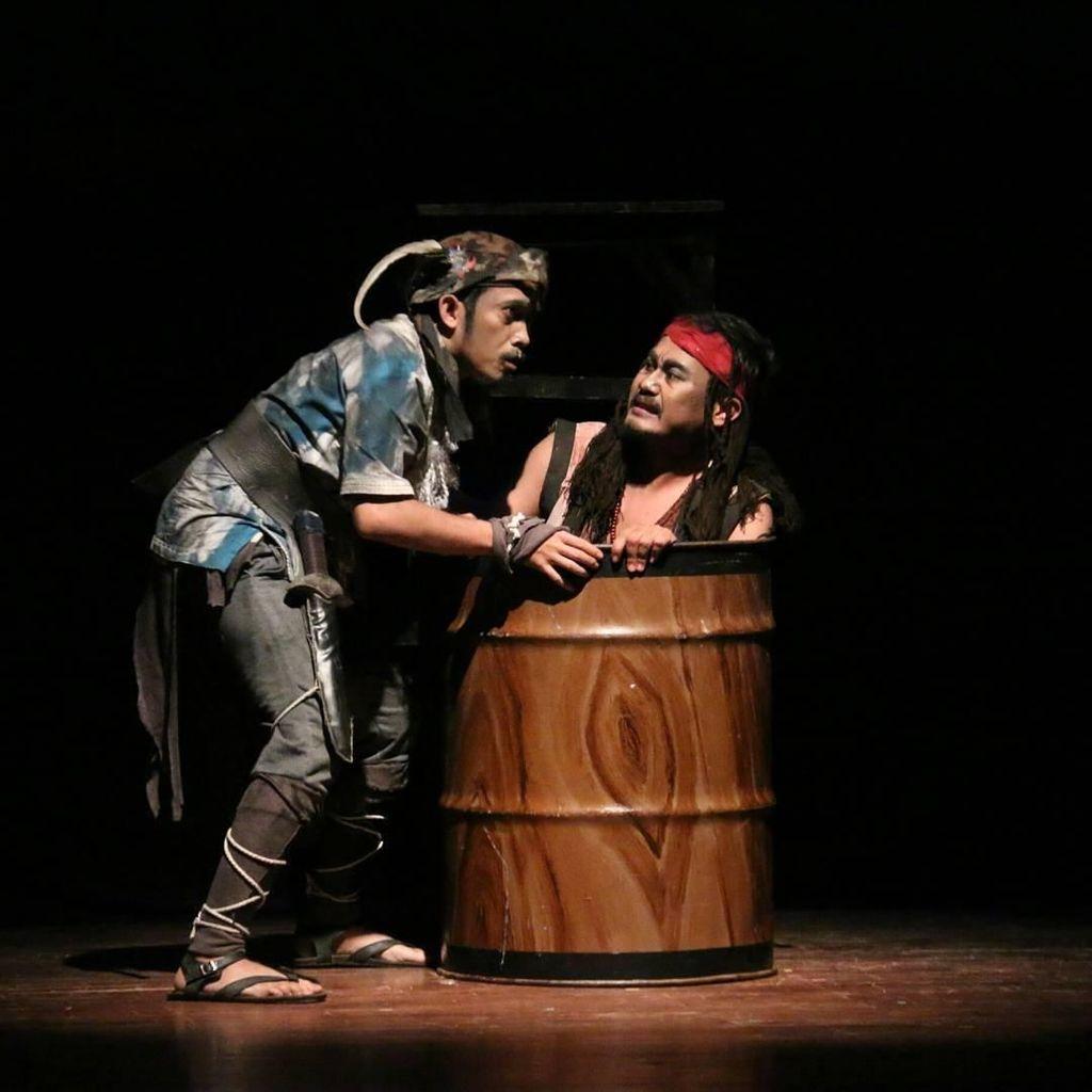 Teater elNama Raih Grup Terbaik di Festival Teater Jakarta 2017