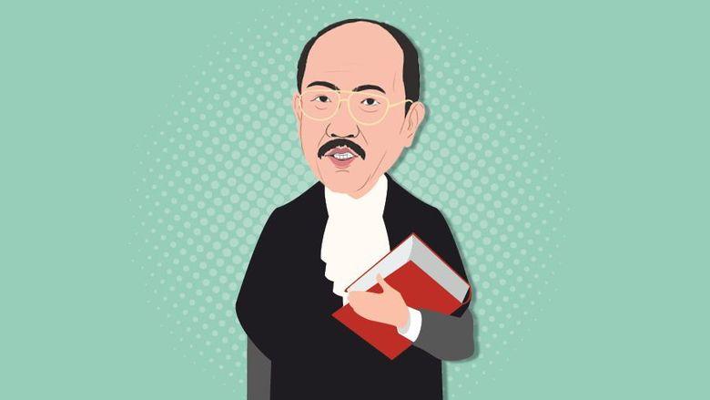 Mengenal Lebih Dekat Fredrich Yunadi, Pengacara Novanto yang Fenomenal
