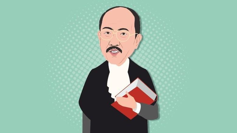 Soal Mahfud Pengacara Sudah Selesai - Jakarta Pengacara Setya Fredrich mengkonfirmasi soal niatnya mempolisikan mantan Ketua Mahkamah Konstitusi Mahfud Dia mengaku sudah terjadi kesepakatan