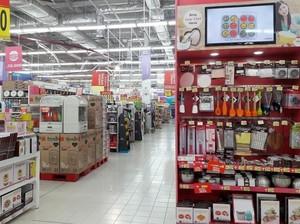 Beragam Alat Panggang Diskon Sampai 35% di Transmart Carrefour