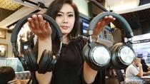 Audio Technica: iPhone Picu Tren Headphone Bluetooth