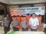 Polisi Ringkus 4 Pelajar Pelaku Klitih di Sleman