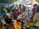 Sebagian Pengungsi Korban Penyanderaan KKB di Papua Kena Malaria