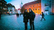 Kemesraan Anang dan Ashanty di Sela Kunker ke Polandia